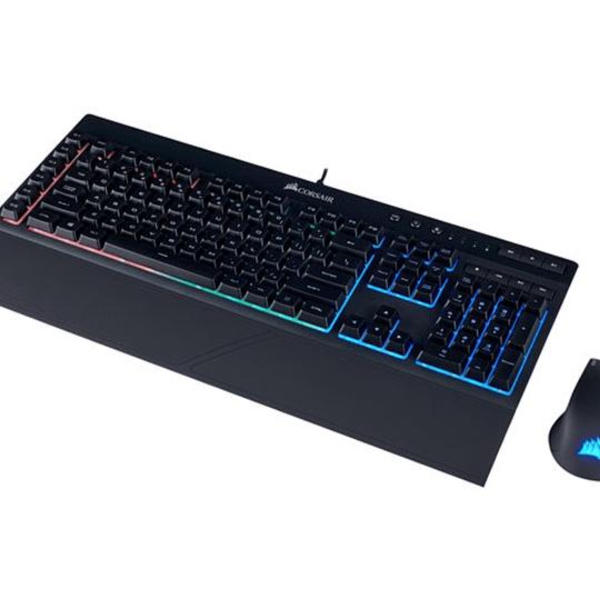 Corsair K55 Mouse and Keyboard