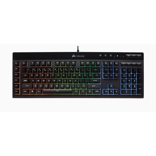 Corsair K55 RGB Teclado Gaming