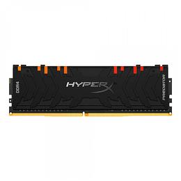 HyperX RAM 8GB 3000MHz DDR4 DIMM Predator RGB
