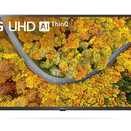 LG UHD AI ThinQ 43'' UP75 4K Smart TV,