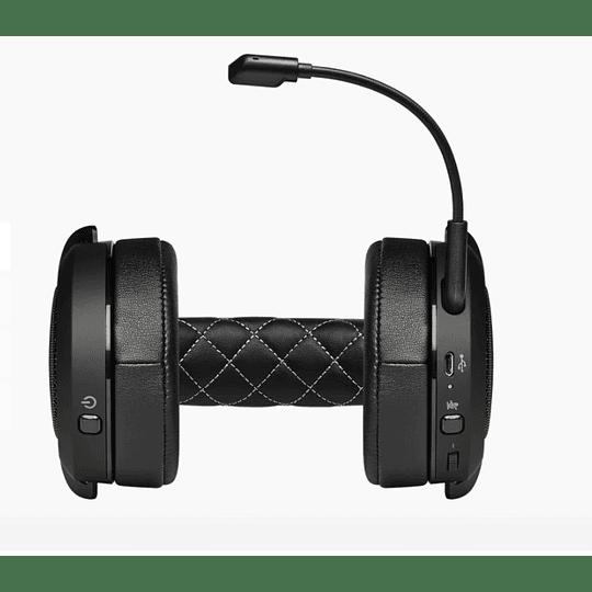 Corsair Memory Headset HS70 PRO CARBON