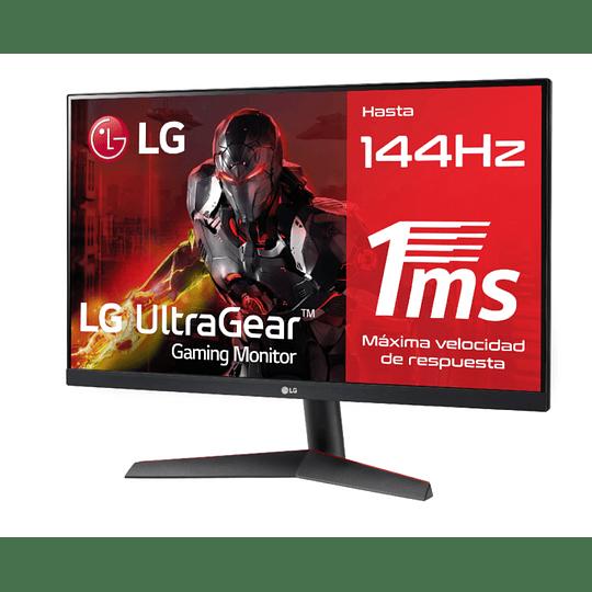 Lg monitor 24 UltraGearIPS 1920x1080 144hz