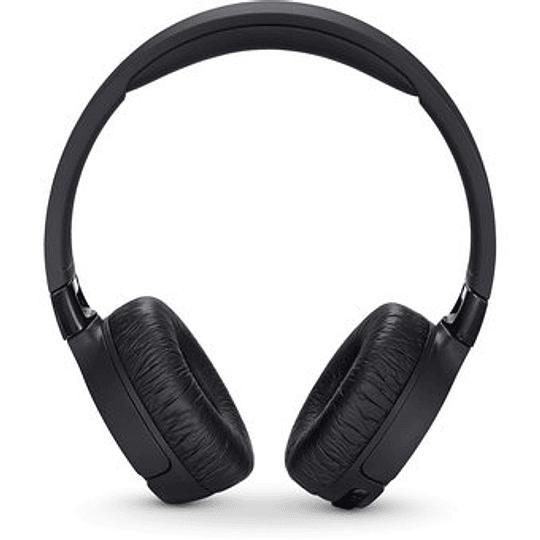 Audifonos On-ear BT Noise-Cancel JBL Tune 600BTNC Negro