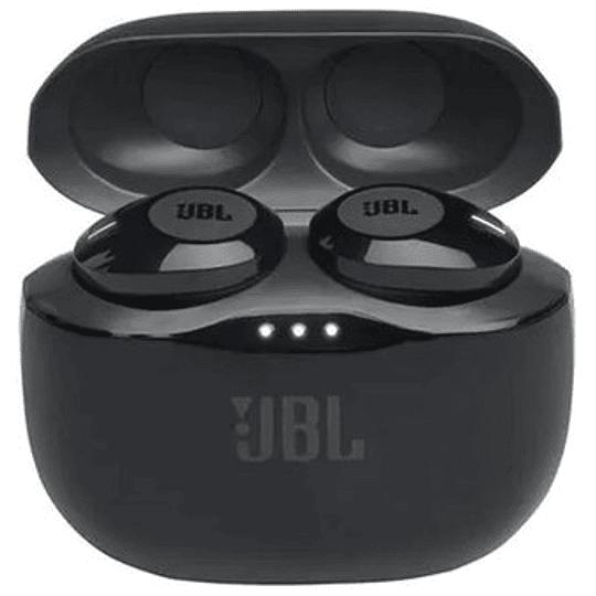 Audifonos In-ear Truly Wireless JBL Tune 120 TWS Negro