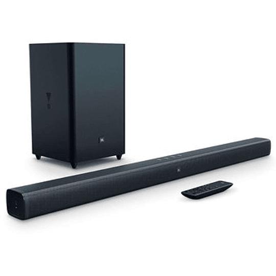 JBL Speaker Soundbar 2.1 Channel Wireless Subwoofer