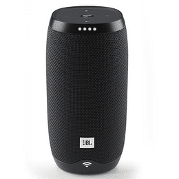 Bluetooth Speaker with Google Assistant JBL Link 10 Black