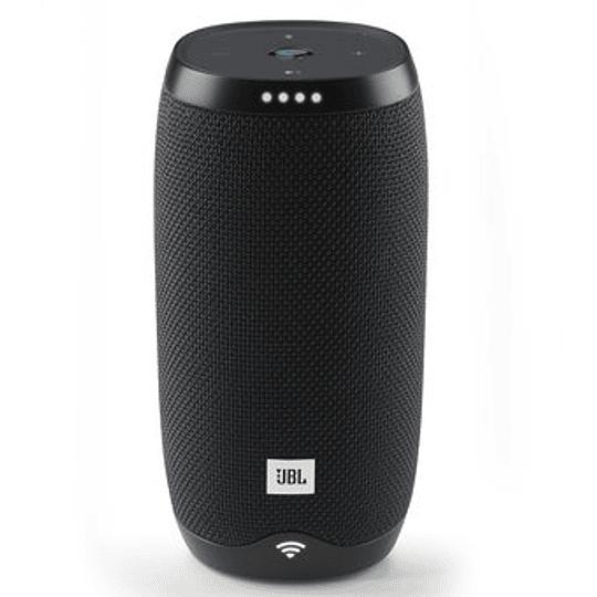 Bluetooth Speaker with Google Assistant JBL Link 10 Black