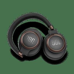 Audífonos Over-ear BT Noise-Cancel JBL Live 650 BTNC Negro JBL
