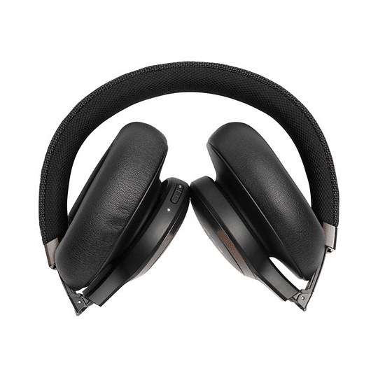JBL Audífonos Over-ear BT Noise-Cancel  Live 650 BTNC Negro