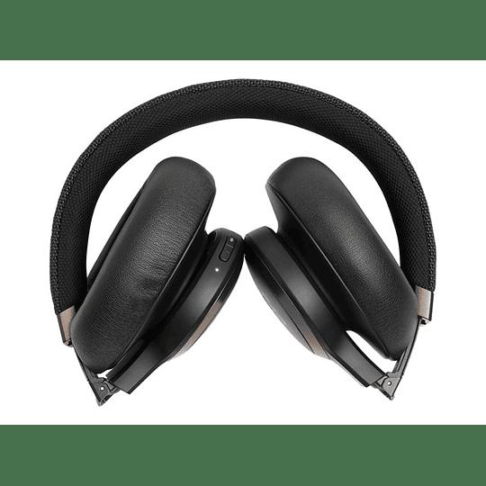 JBL Audífonos Over-ear BT Noise-Cancel  Live 650 BTNC Negro