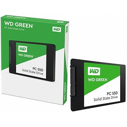 Western Digital Green SSD Disk 240 GB