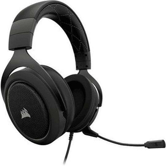 Corsair Audifonos Gaming HS50 Green