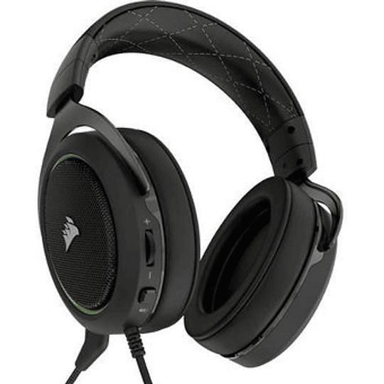 Corsair Gaming Headphones HS50 Green