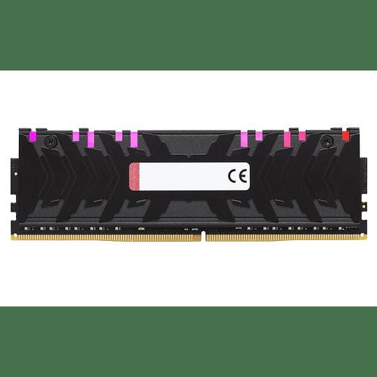 HyperX  8GB 3600MHz DDR4 DIMM RGB Predator
