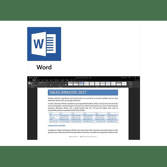 Microsoft Office 2019 Hogar y Estudiantes 1 PC Version Perpetua