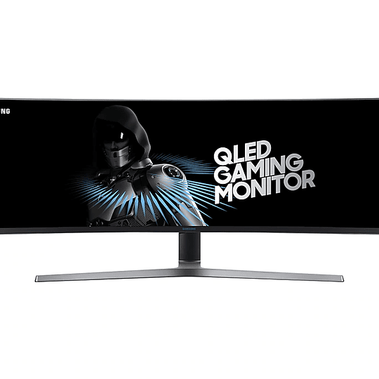 Samsung Monitor Gamer QLED Pantalla Curva Súper Ultra Ancha 49