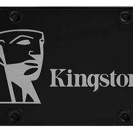 """Kingston SSD 512GB KC600 2.5"""" auto encriptada"""