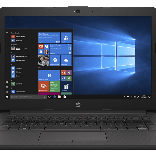 HP 240 G7 Notebook  Win10 Home Core i3