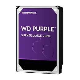 Western Digital Disco duro Video vigilancia Purple 6TB