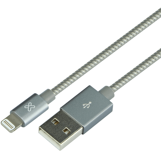 Klip Xtreme Cable Lightning  MFI Conector USB Apple