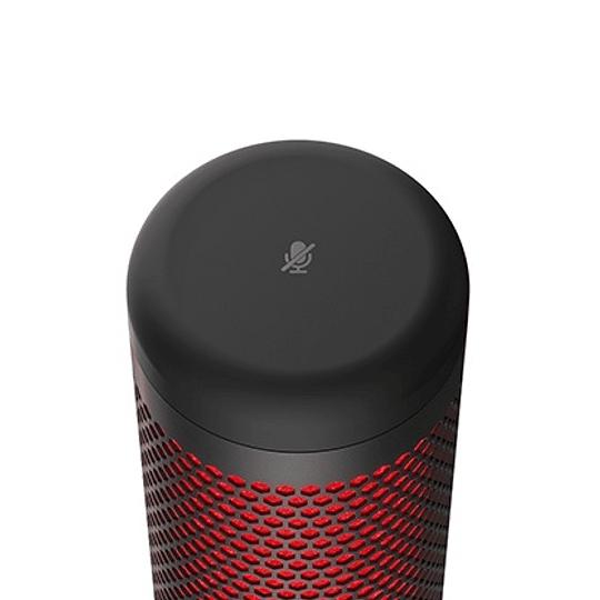 HyperX QuadCast Microfono Gamer