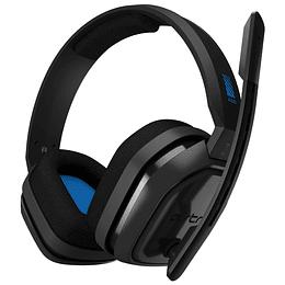 Logitech Audífonos Gamer A10 Headset Ps4 Xbox One y PC