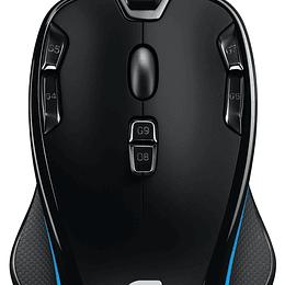 Logitech Mouse Gaming G300S Optical Black