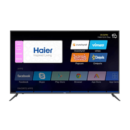Haier Smart TV 4K UHD 65""