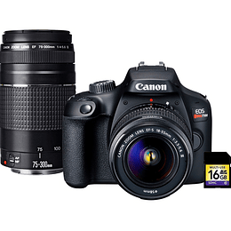 Canon EOS Rebel T100 Premium Kit
