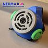 Mascarilla Reutilizable Neuma 3D Kids