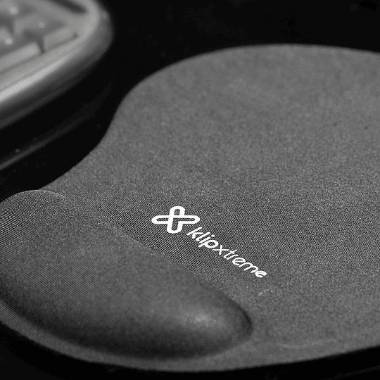 Xtech Mouse Pad Gel Con Apoya Brazos