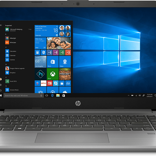 HP Notebook 340S G7 Core i3 Win10 Pro 14""
