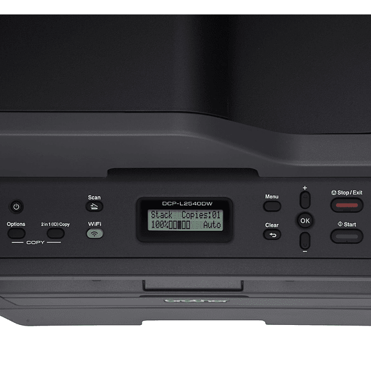 Brother Multifuncional DCP-L2540DW