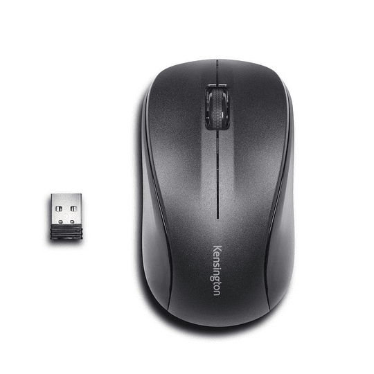 Kensington Mouse Inalambrico Kensington For Life Negro