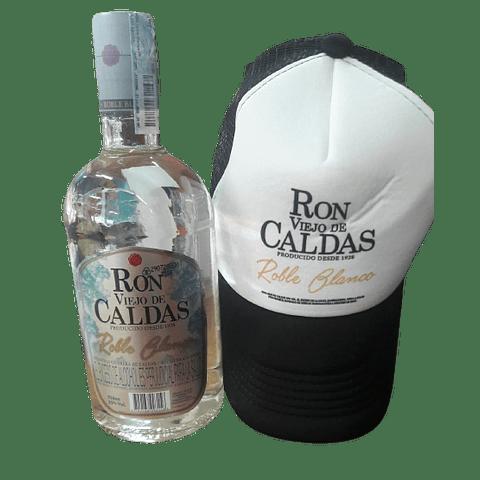 Ron Blanco Botella