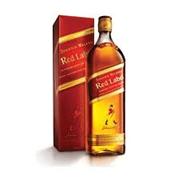 WHISKY SELLO ROJO BOTELLA 700 ml.