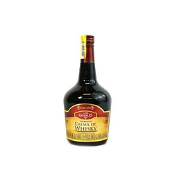 CREMA DE WHISKY CASA GRAJALES BOTELLA  750 ml.
