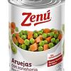 Arveja + Zanahoria 580 g