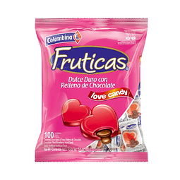 DULCE FRUTICAS LOVE Bx100