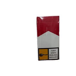 CIGARRILLO MARBORO RED  MEDIO  x10 UND