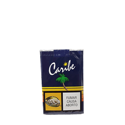 CIGARRILLO CARIBE PAQUETE x20 UNIDADES