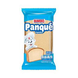 PANQUE PQx5 UNIDADES VAINILLAx300 gr