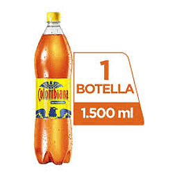 GASEOSA.1.500ml.COLOMBINA POSTOBON