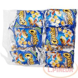 BOLIQUESOS CHEETOS  HORNEADOS PAQUETE x12 UNIDADES 20 gr