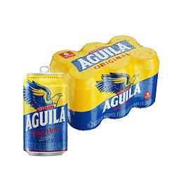 CEREZA ÁGUILA LATA SIX PACK 355ml