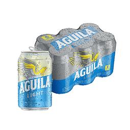 CEREZA ÁGUILA LATA LIGTH SIXPACK 355ml