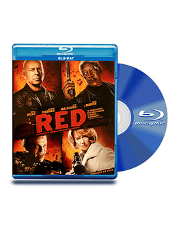 Blu Ray Red