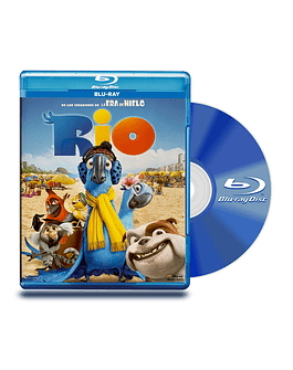 Blu Ray Rio