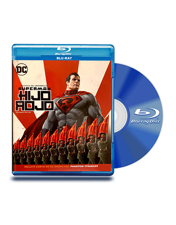 Blu Ray Superman Red Son