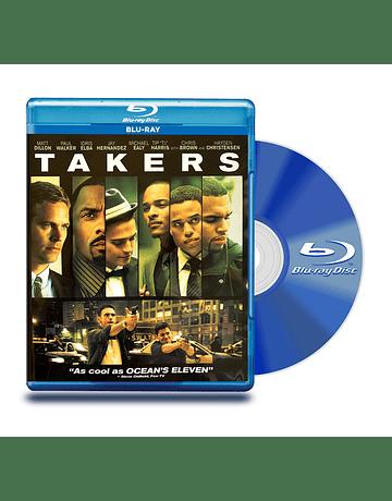 Blu Ray Takers